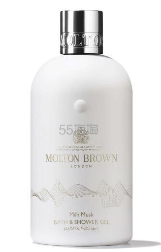 Molton Brown 摩顿布朗 Milk Musk 牛奶麝香沐浴露 300ml