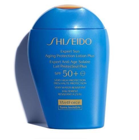 Shiseido 资生堂 新艳阳夏臻效水动力防护乳 SPF50+ 100ml,原价£35